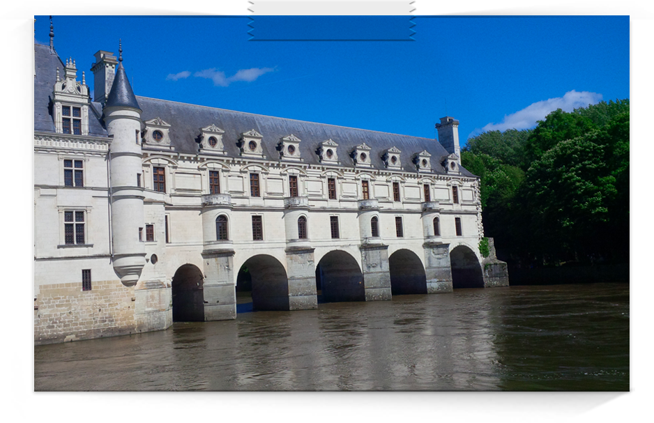 photo original chenonceau